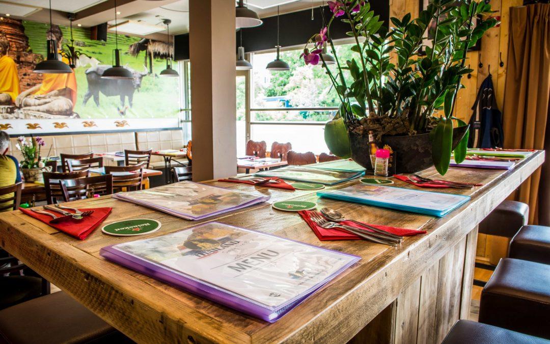 Restaurant Thailand Rotterdam